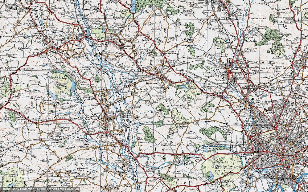 Babbington, 1921