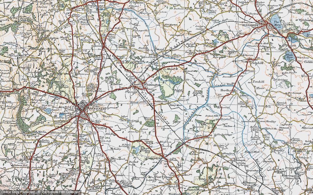 Babbinswood, 1921