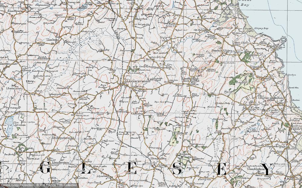 Bachau, 1922