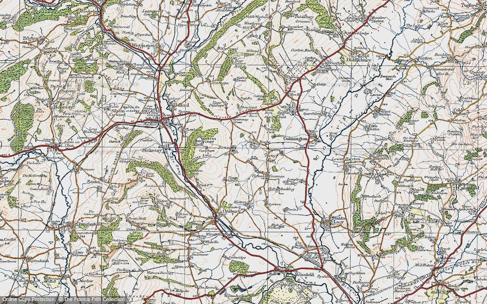 Bache, 1920
