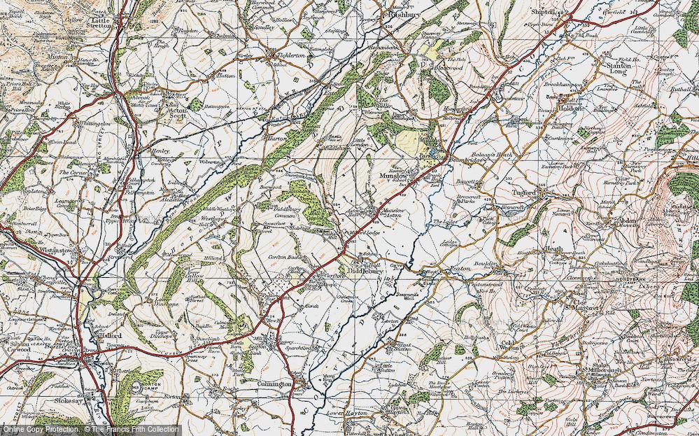 Bache Mill, 1920