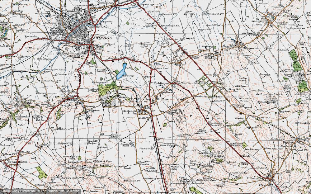Badbury, 1919