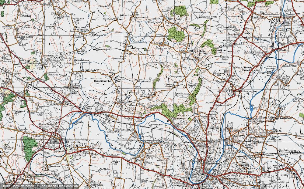 Badger's Hill, 1919