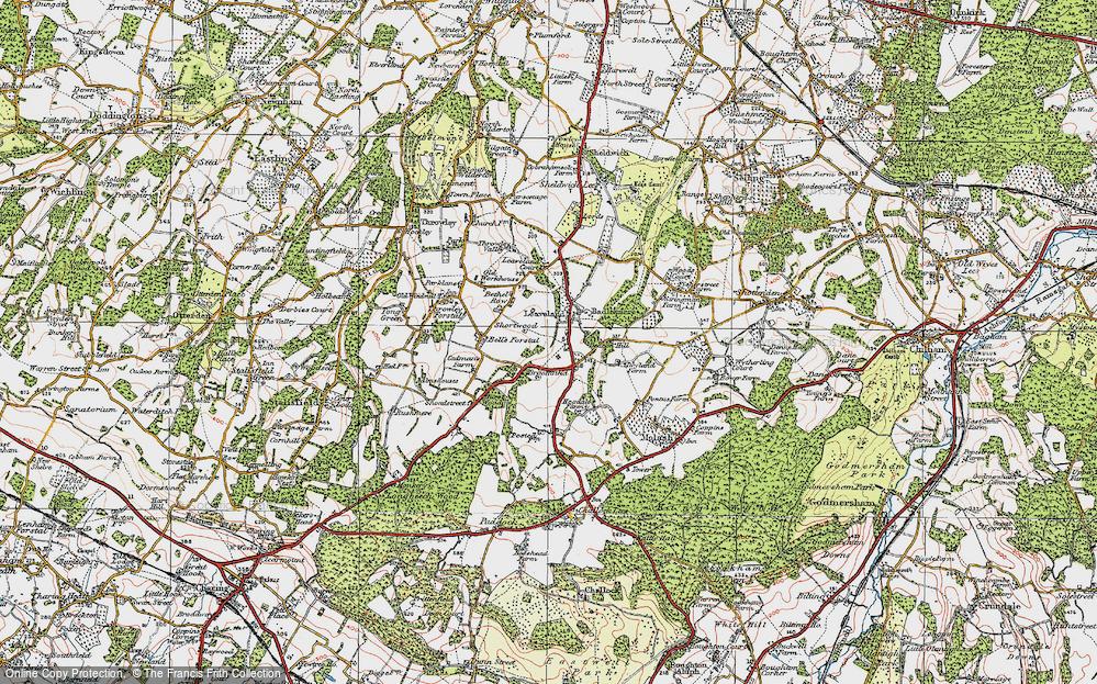 Badlesmere, 1921