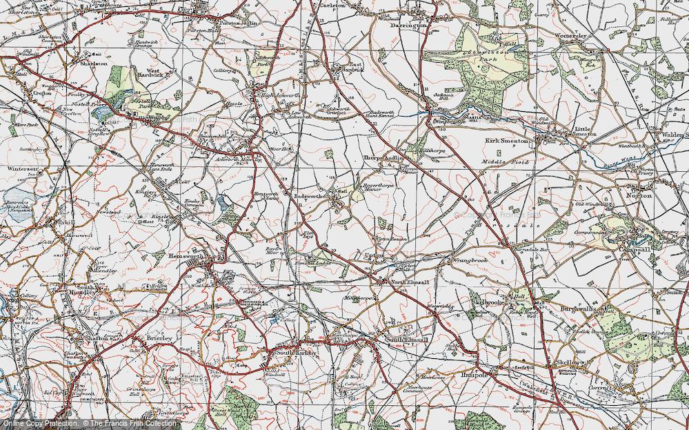 Badsworth, 1925