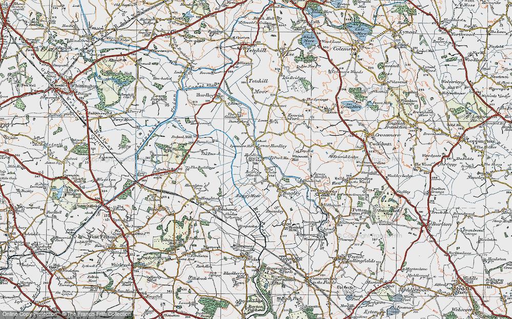 Bagley Marsh, 1921