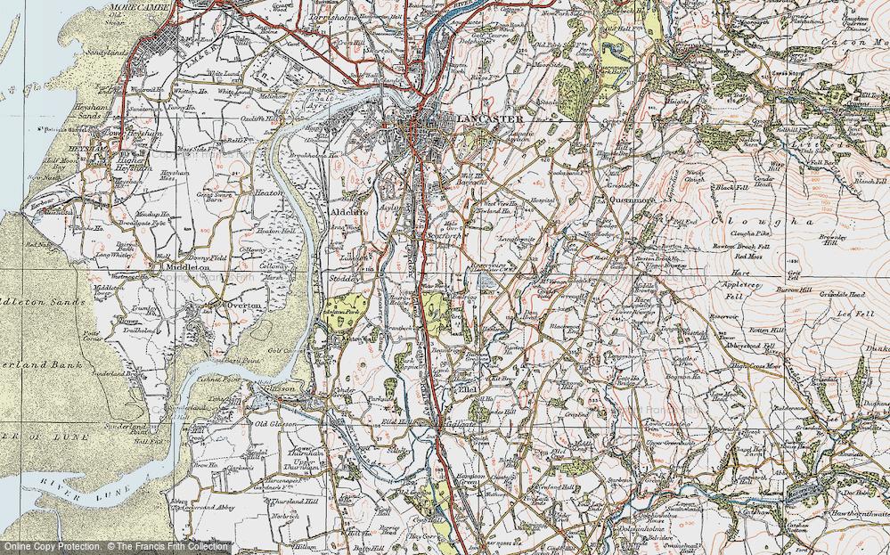 Bailrigg, 1924
