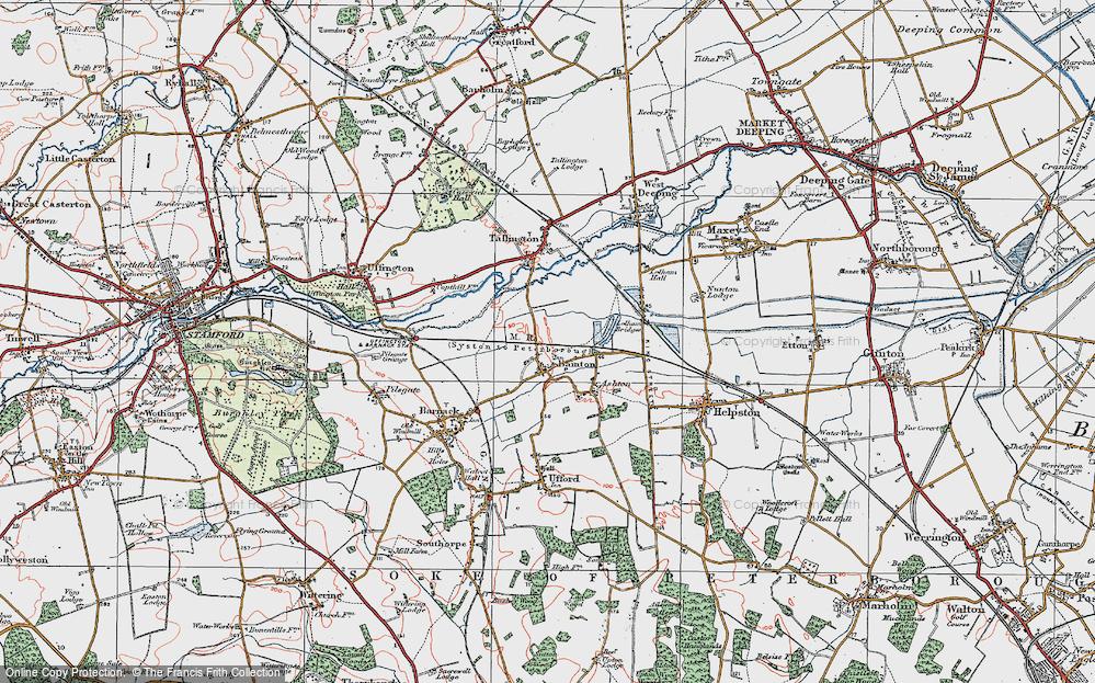 Bainton, 1922
