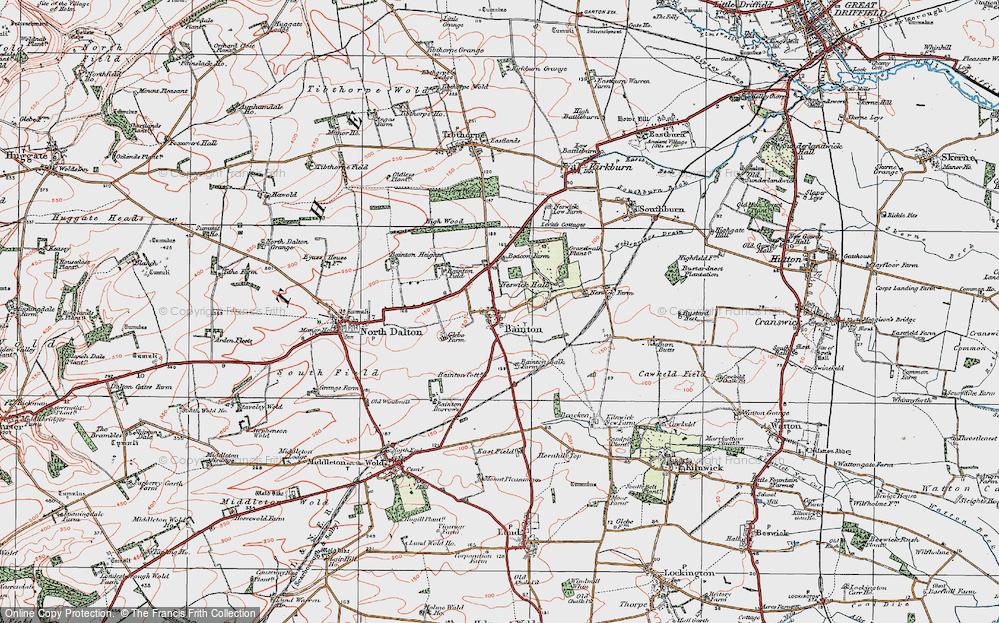 Bainton, 1924