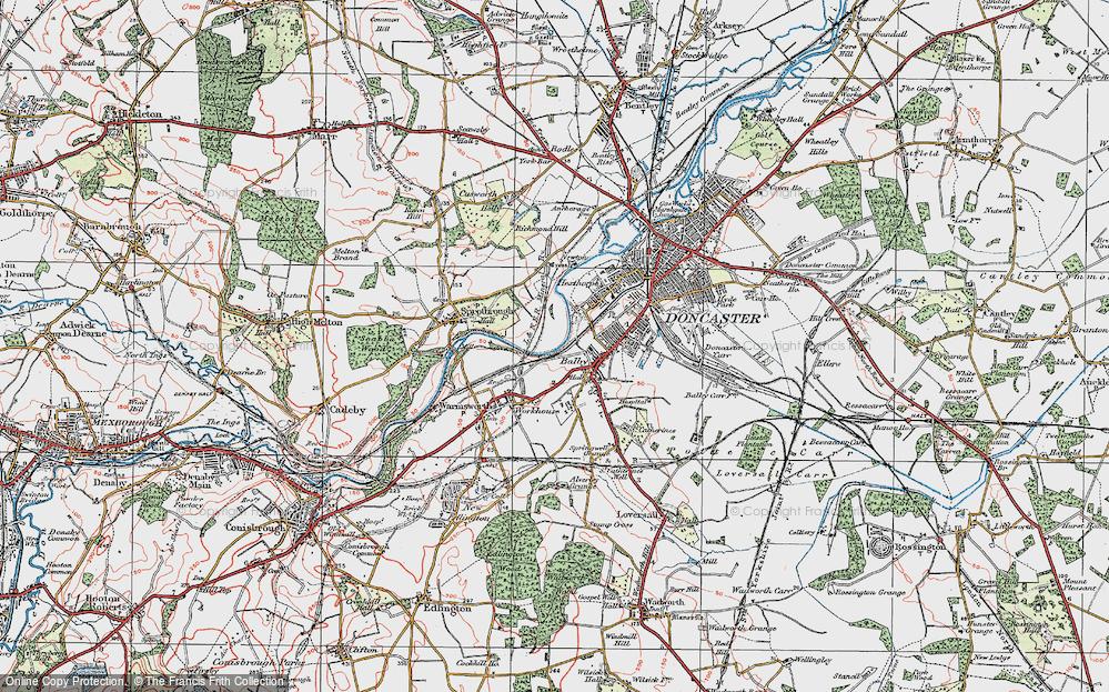 Balby, 1923