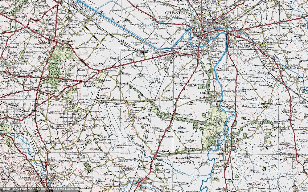 Balderton, 1924