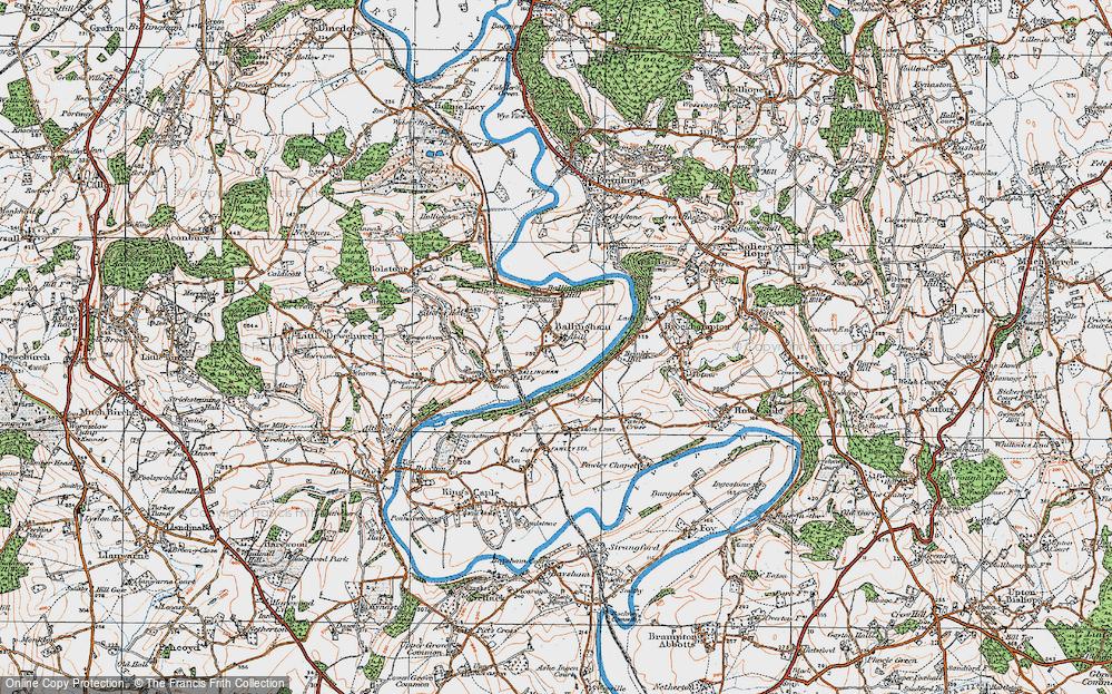 Ballingham, 1919