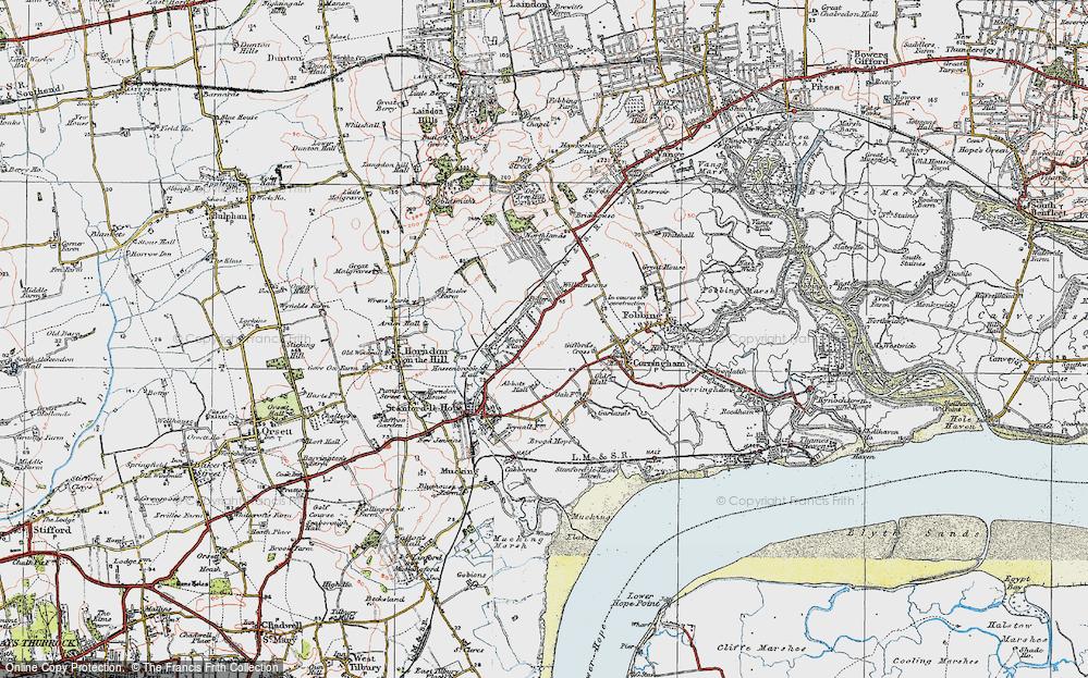 Balstonia, 1920