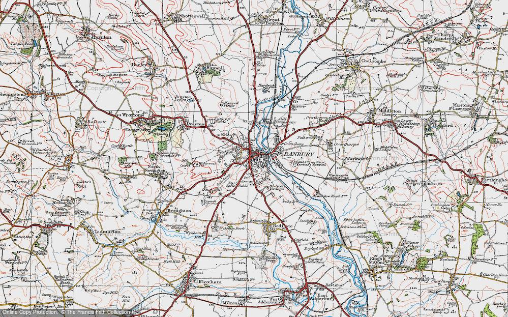 Banbury, 1919