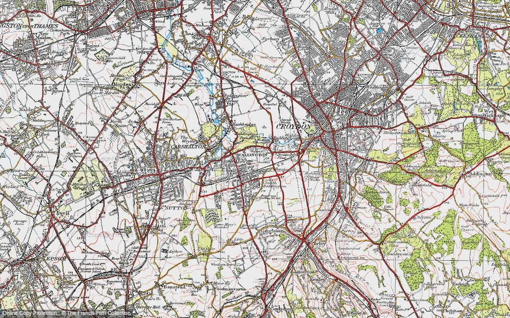 Bandonhill, 1920