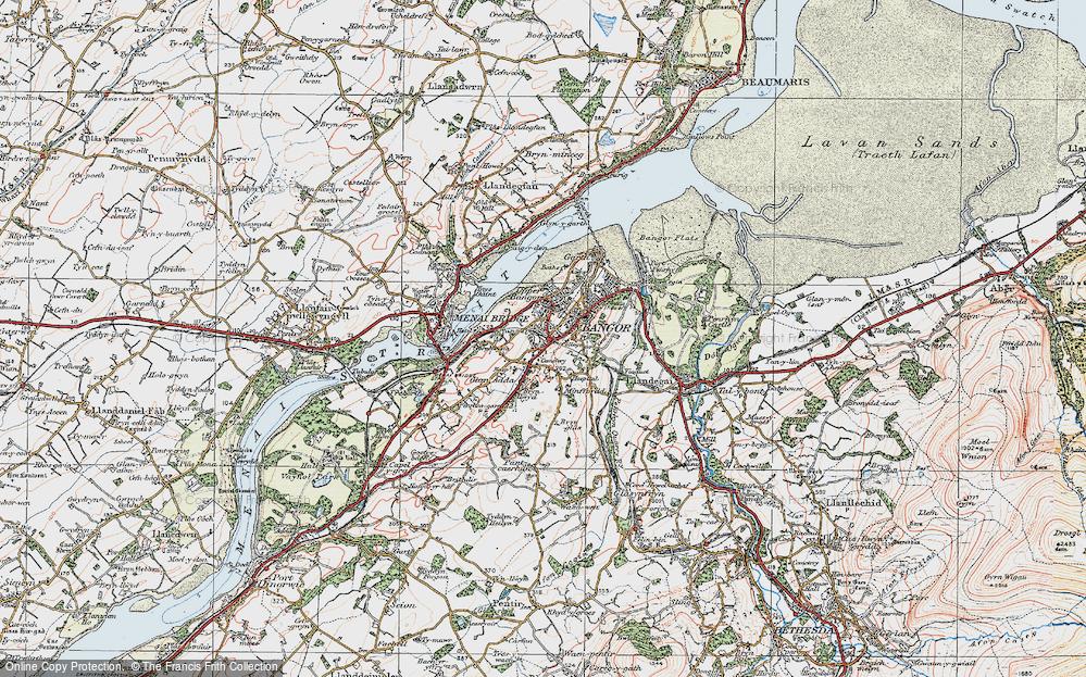 Bangor, 1922