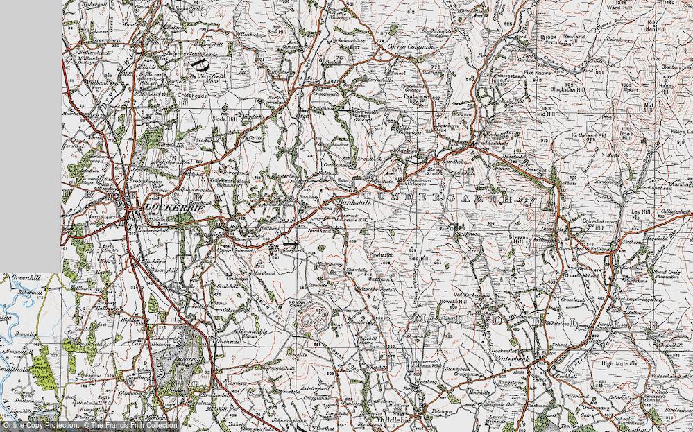Bankshill, 1925