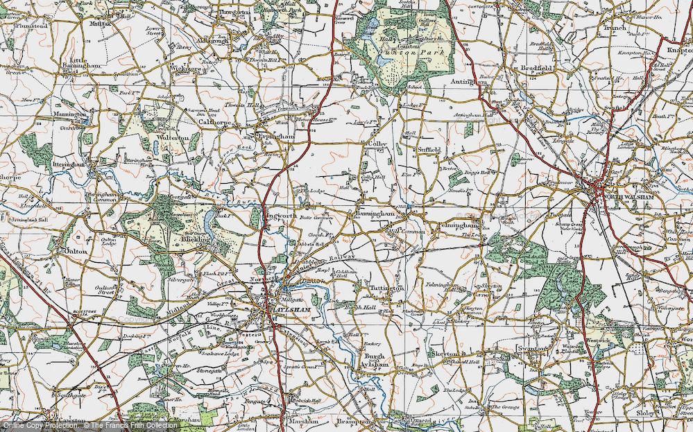 Banningham, 1922