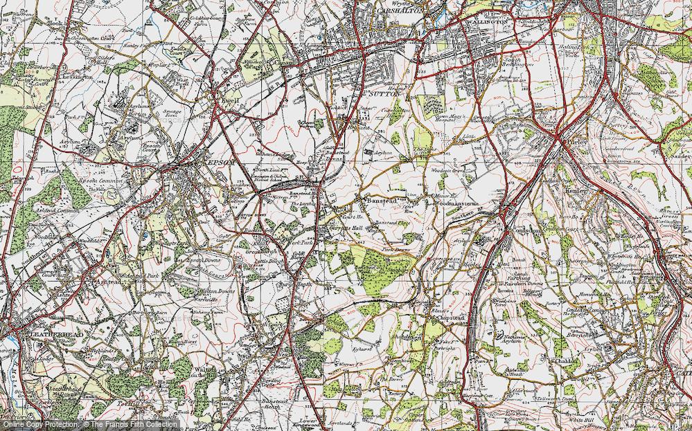 Banstead, 1920