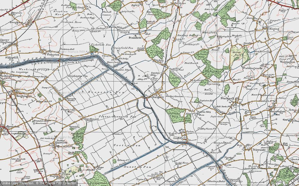 Bardney, 1923