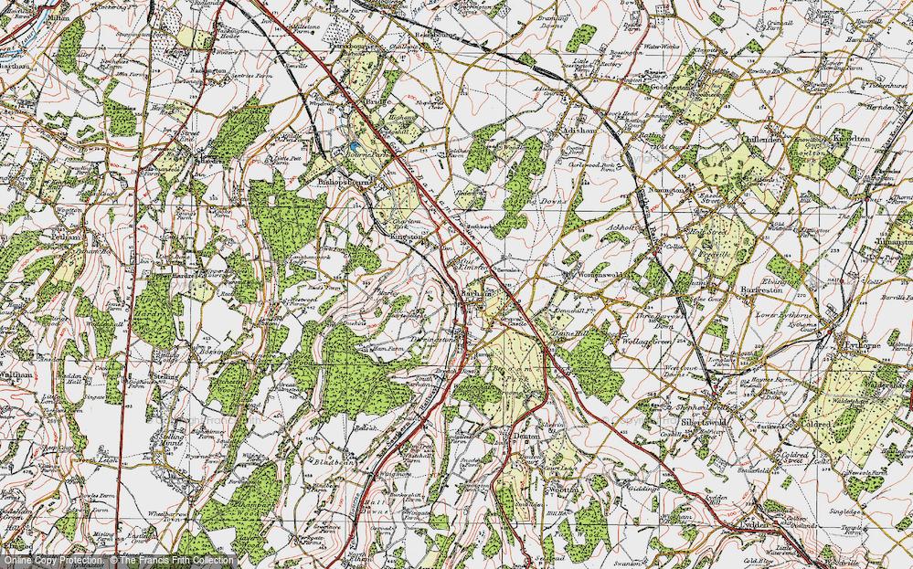 Barham, 1920