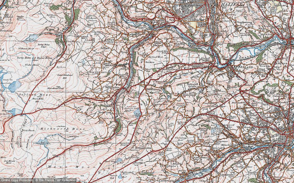 Barkisland, 1925