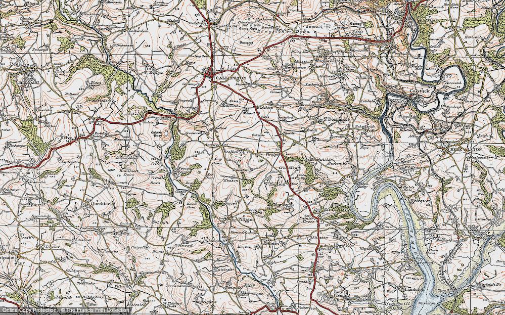 Bealbury, 1919