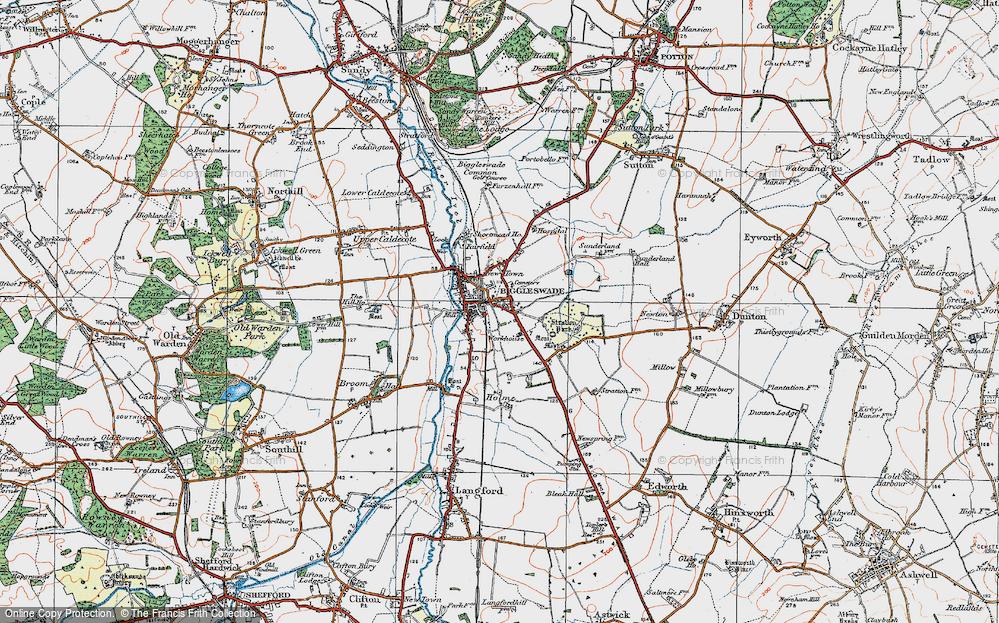 Biggleswade, 1919