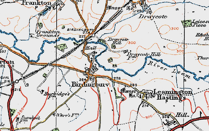 Old map of West View in 1919