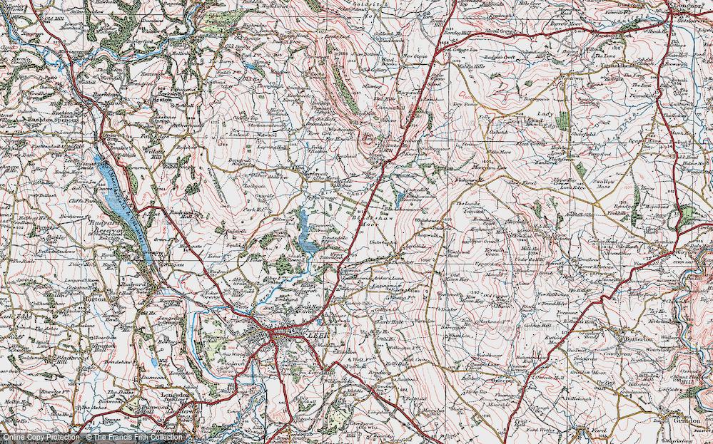 Blackshaw Moor, 1923