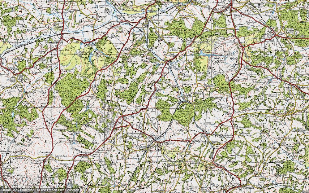 Boarshead, 1920