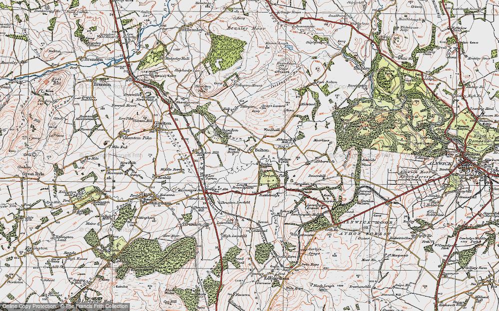 Bolton, 1925