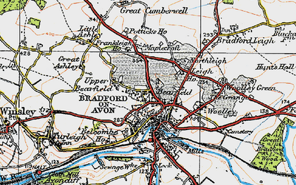 BradfordOnAvon photos maps books memories