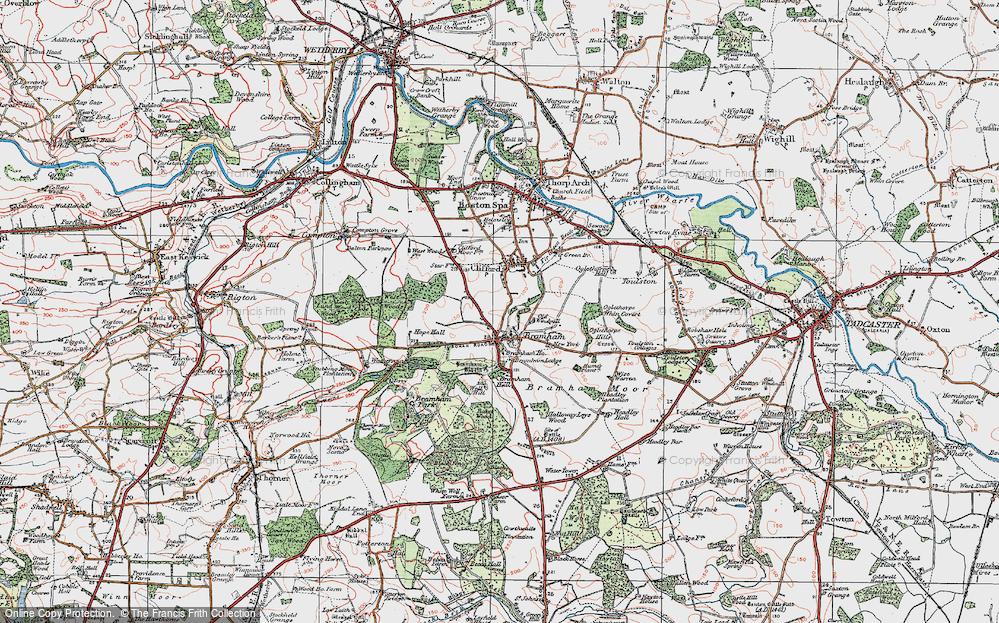 Bramham, 1925