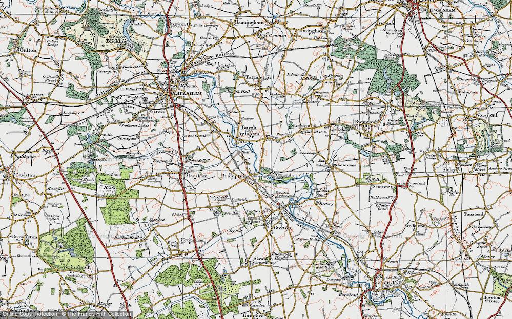 Brampton, 1922
