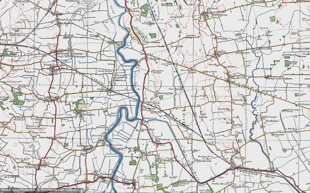 Brampton, 1923