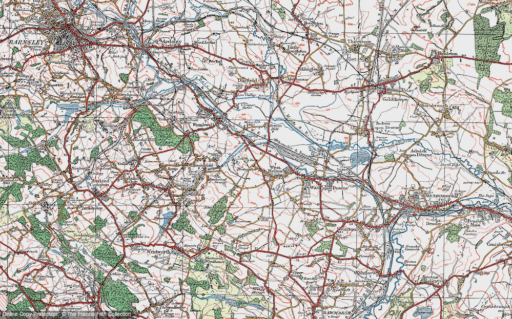 Brampton, 1924