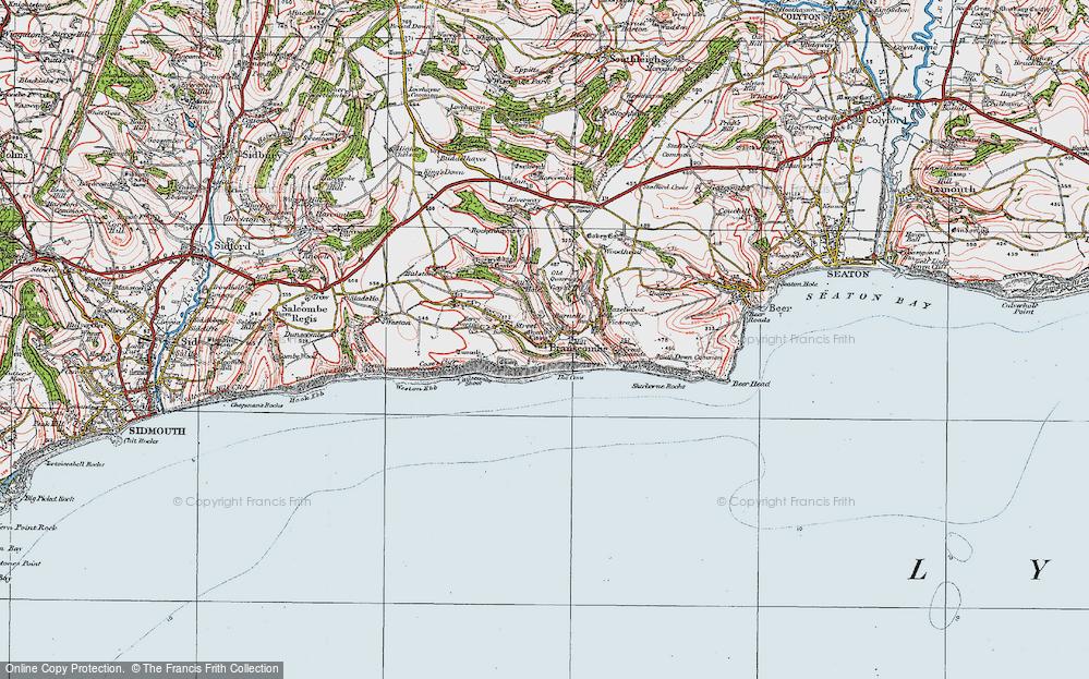 Branscombe, 1919