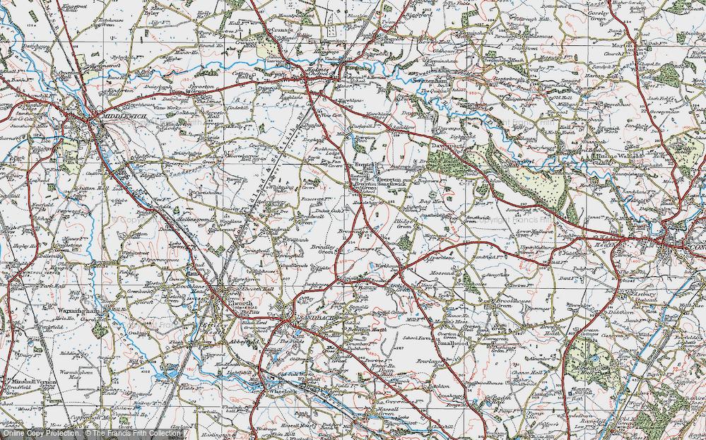 Brownedge, 1923