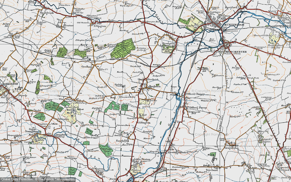 Buckden, 1919