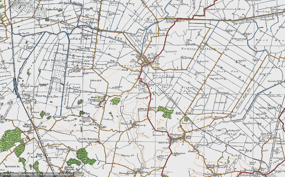 Bury, 1920