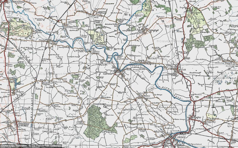 Cawood, 1924