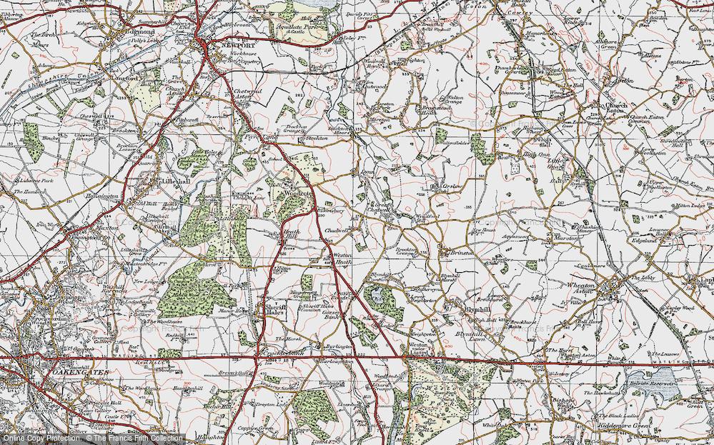 Chadwell, 1921