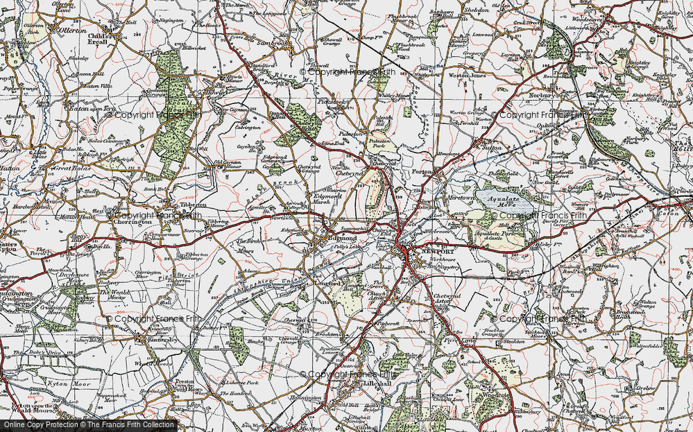 Chetwynd, 1921