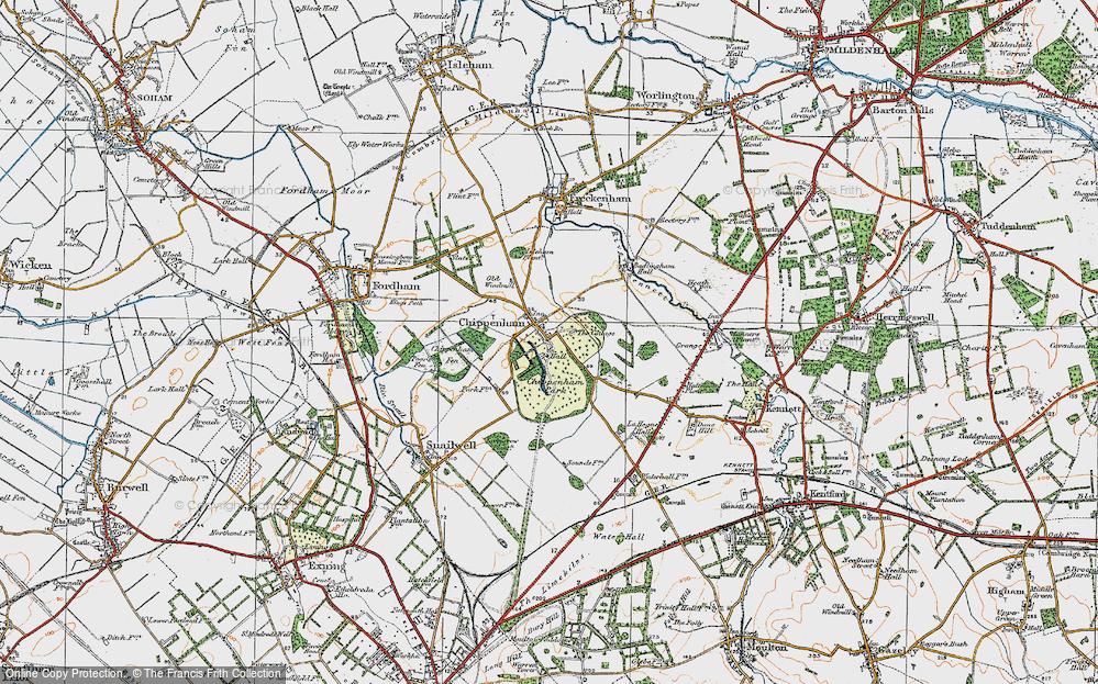 Chippenham, 1920