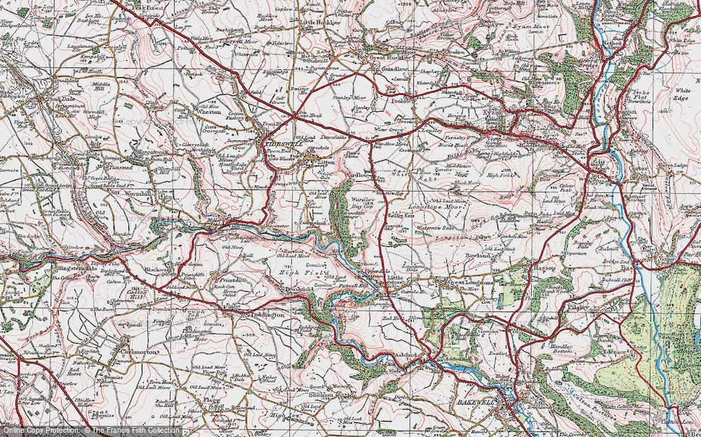 Cressbrook, 1923