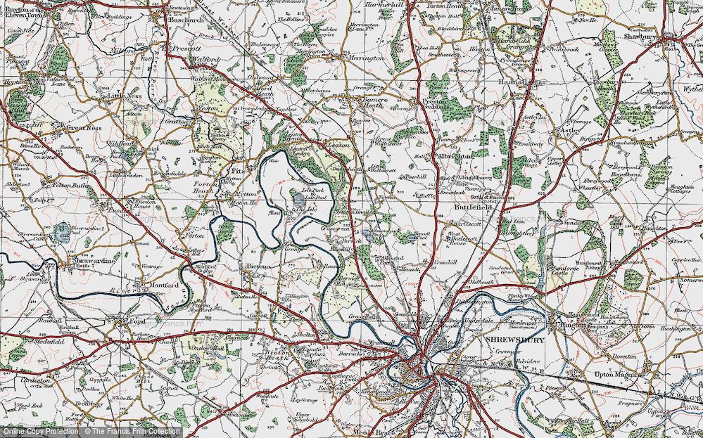 Crossgreen, 1921