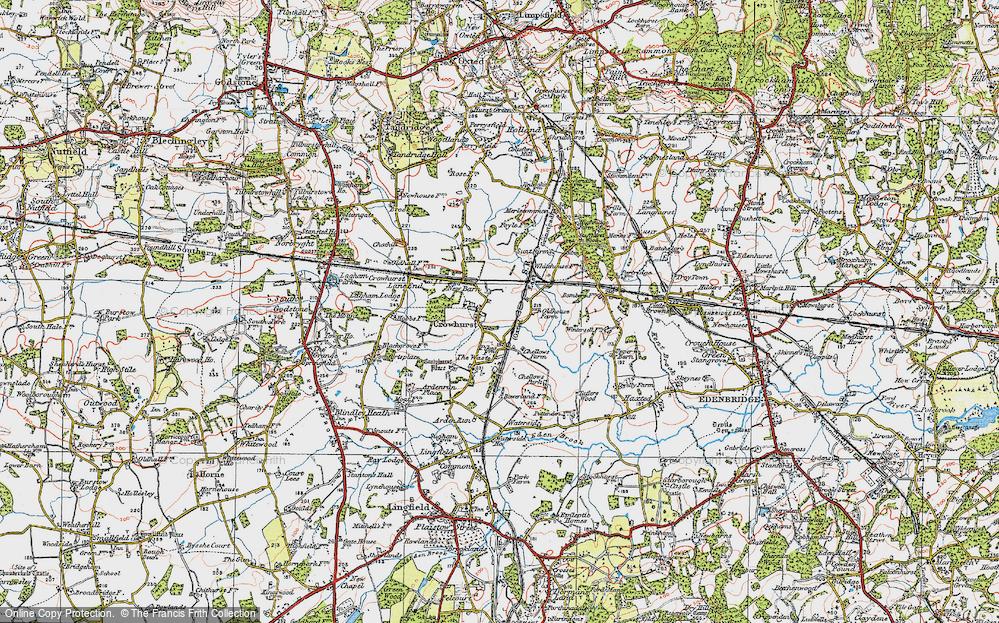 Crowhurst, 1920