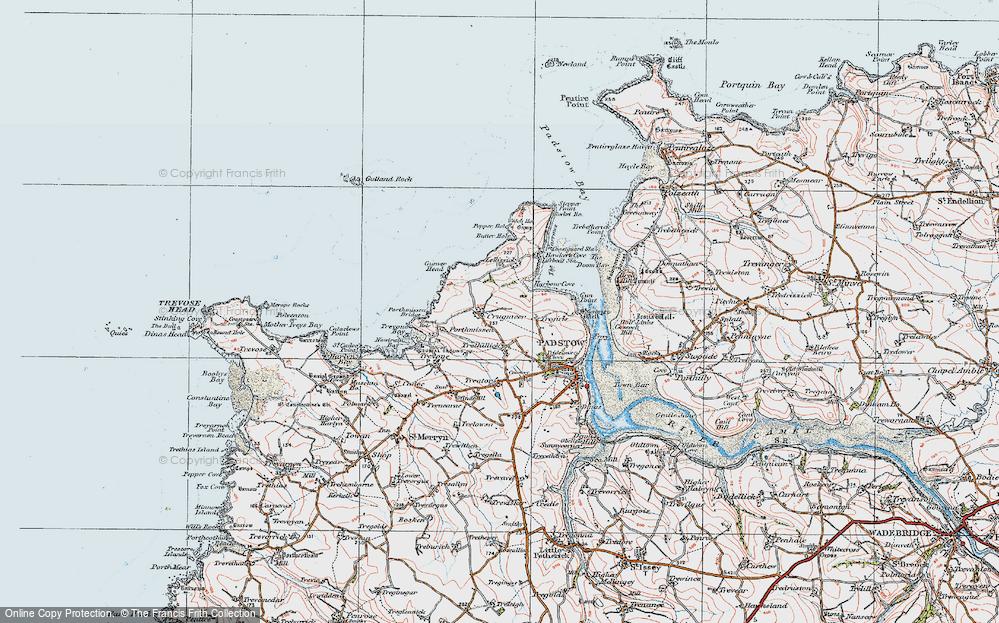 Crugmeer, 1919