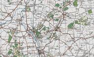 Map of Deepdale, 1919